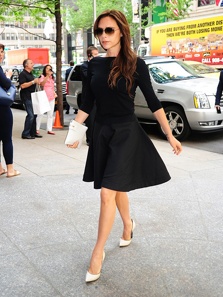 DRESSED TO IMPRESS photo | Victoria Beckham