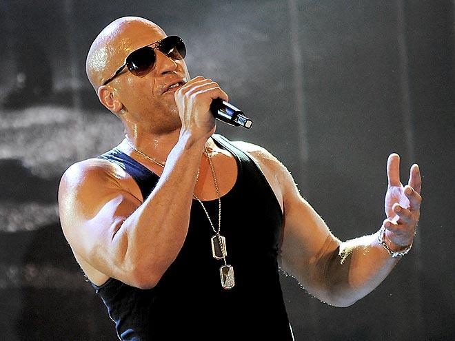 OVERSEAS APPEAL photo | Vin Diesel