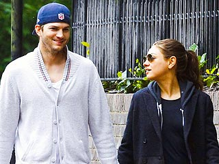Star Tracks: Star Tracks: Monday, May 20, 2013 | Ashton Kutcher, Mila Kunis