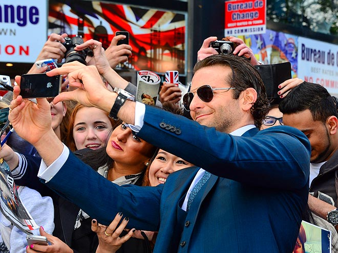 SNAP TO IT photo | Bradley Cooper