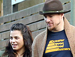 Star Tracks: Star Tracks: Tuesday, May 21, 2013 | Channing Tatum, Jenna Dewan