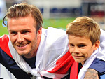 David&#39;s Boys on the Side | David Beckham
