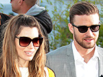 Justin & Jessica: Tr&#233;s Chic | Jessica Biel, Justin Timberlake