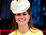 A Royal Welcome | Kate Middleton