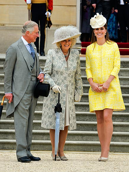 MELLOW YELLOW photo | Kate Middleton