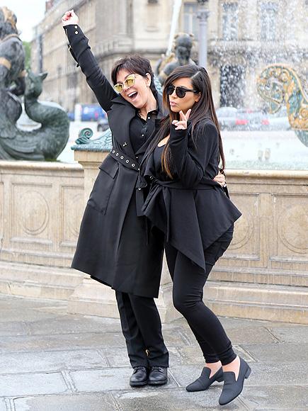 OH SNAP! photo | Kim Kardashian, Kris Jenner