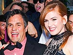 Star Tracks: Star Tracks: Wednesday, May 22, 2013 | Isla Fisher, Mark Ruffalo
