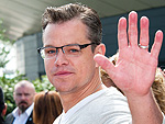 Matt: French Press | Matt Damon