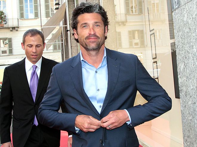 COAT CHECK photo | Patrick Dempsey