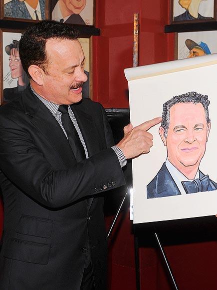 SEEING DOUBLE photo | Tom Hanks