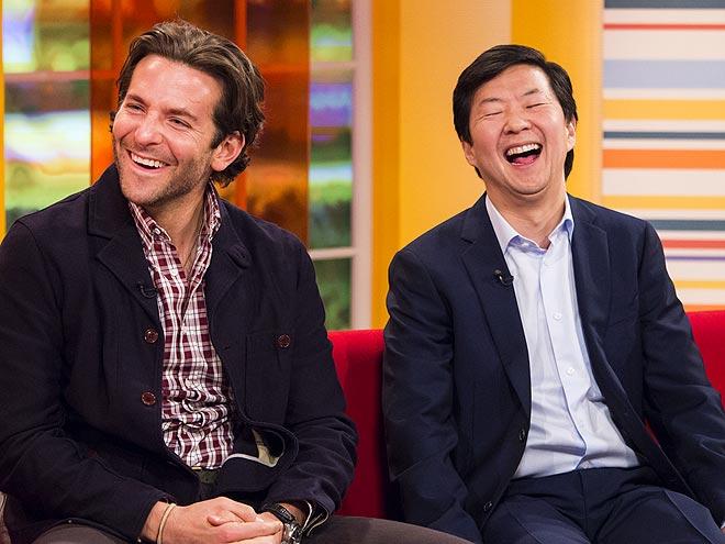 COMEDY CENTRAL photo | Bradley Cooper, Ken Jeong