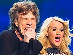 Mick & Carrie: 'Rolling' with It | Carrie Underwood, Mick Jagger