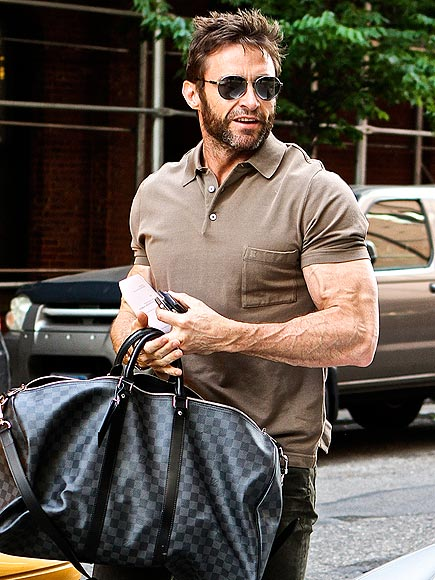 ARM-Y STRONG photo | Hugh Jackman