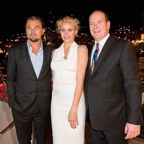 TRIPLE THREAT photo | Cameron Diaz, Leonardo DiCaprio