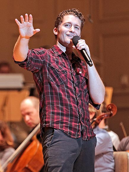 MUSIC MAN photo | Matthew Morrison