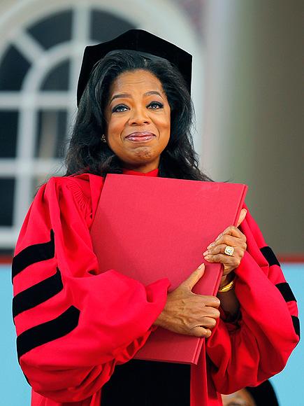 ORDER IN THE COURT! photo | Oprah Winfrey