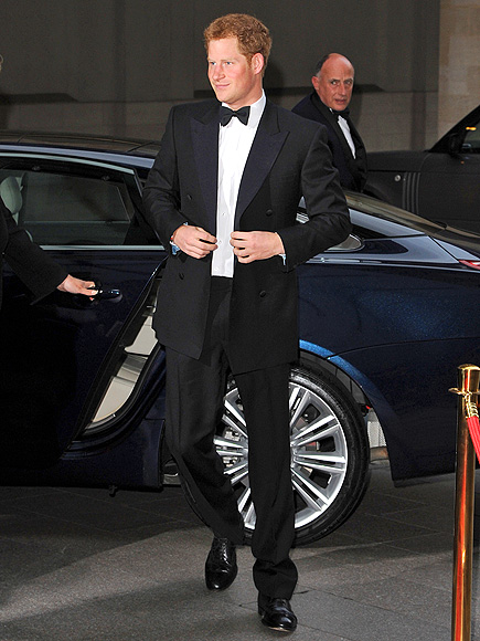 ONE DAPPER DUDE photo | Prince Harry