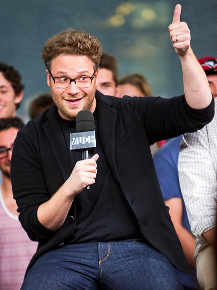 SIGN OF APPROVAL photo | Seth Rogen