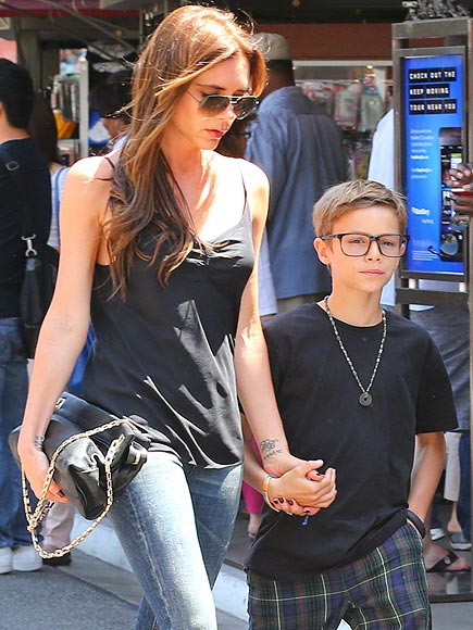 HERE COMES THE SON photo | Victoria Beckham
