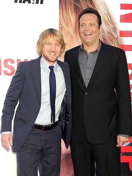 BACK AT IT photo | Owen Wilson, Vince Vaughn