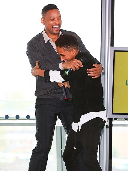 IT'S A GUY THING photo | Jaden Smith, Will Smith