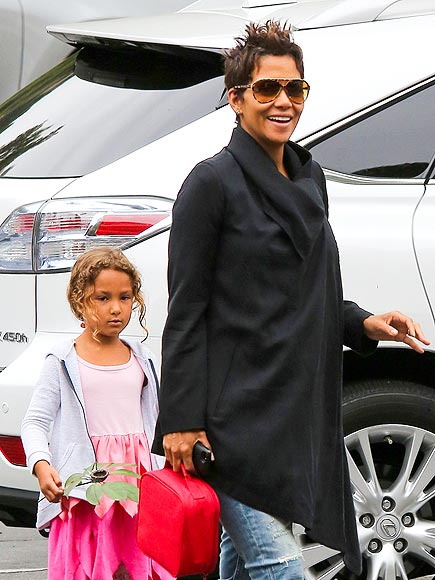 BUMP IN THE ROAD photo | Halle Berry