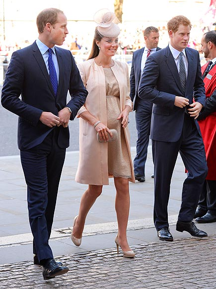 TRIPLE THREAT photo | Kate Middleton, Prince William