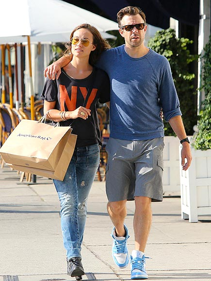 Shop to It photo | Jason Sudeikis, Olivia Wilde