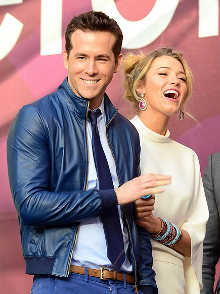 FEEL THE BEAT photo | Blake Lively, Ryan Reynolds