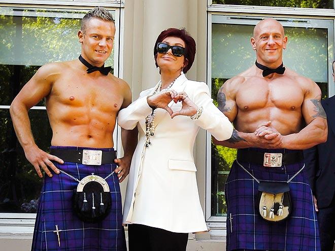 CHEST IN SHOW photo | Sharon Osbourne