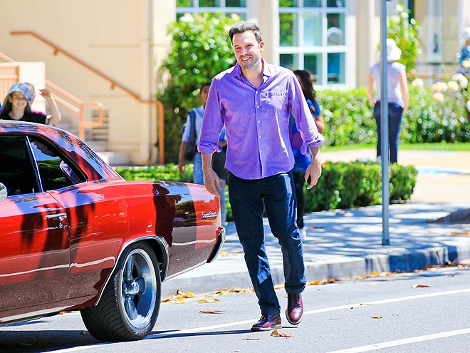 ZOOM ZOOM photo | Ben Affleck