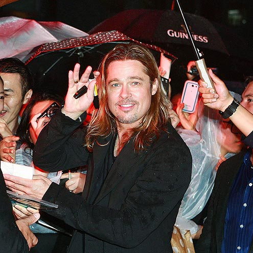 FANDEMONIUM! photo | Brad Pitt