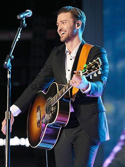 HEART STRINGS photo | Justin Timberlake