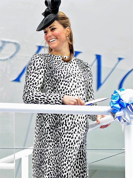 MAKING THE CUT photo   Kate Middleton