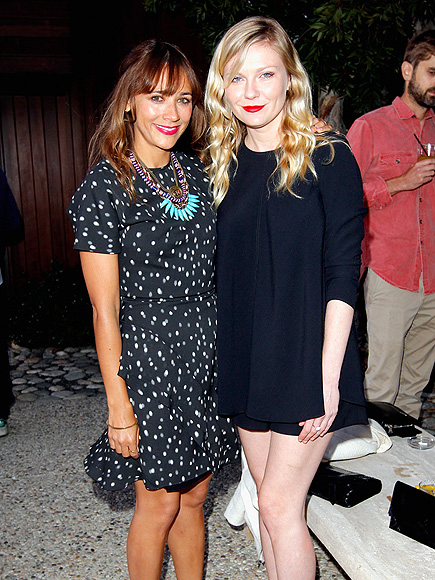 SUPPER CLUB photo | Kirsten Dunst, Rashida Jones