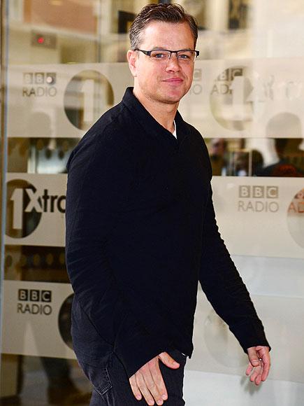 STUDIO SYSTEM photo | Matt Damon