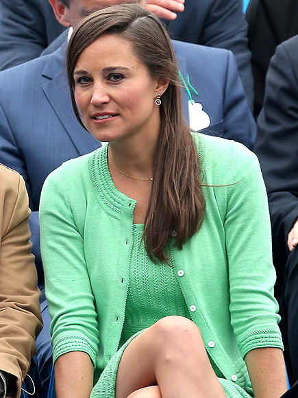 MINTY FRESH photo | Pippa Middleton