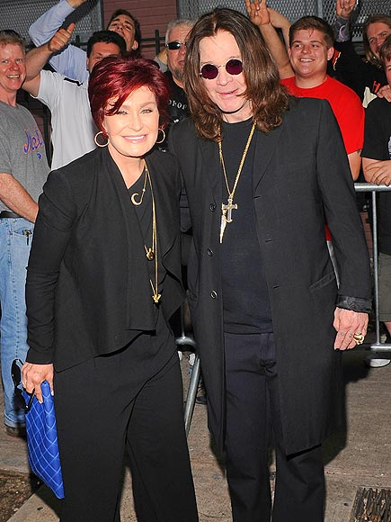 MAKING MUSIC photo | Ozzy Osbourne, Sharon Osbourne