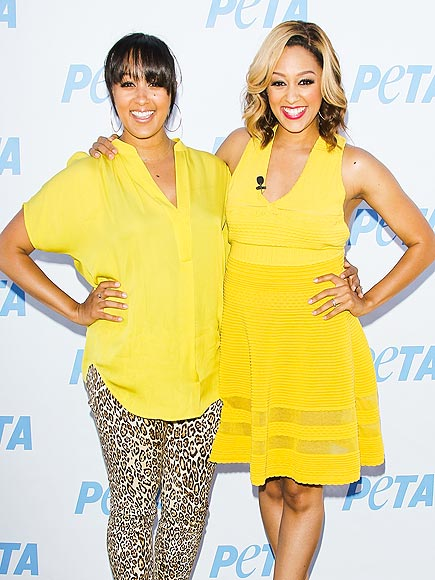 DOUBLE TAKE photo | Tia Mowry
