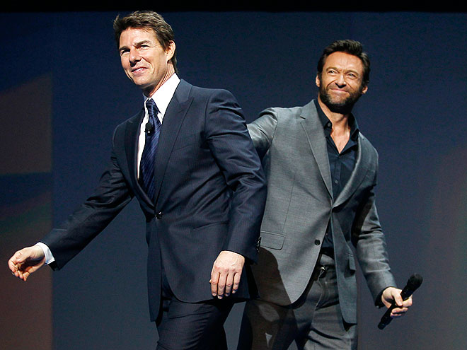 GOOD VALUE photo | Hugh Jackman, Tom Cruise