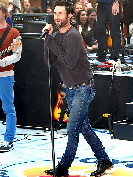 MUSIC MAN photo | Adam Levine