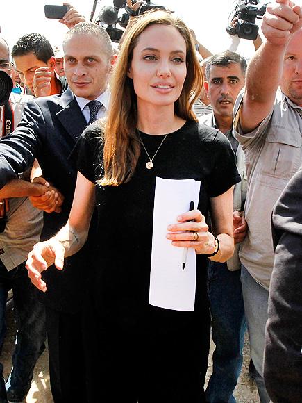 DARK ANGEL photo   Angelina Jolie