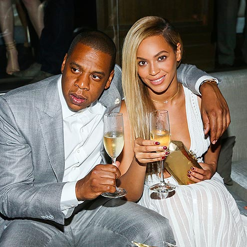 TOAST WITH THE MOST photo | Beyonce Knowles, Jay-Z