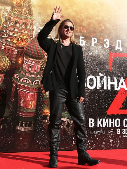 RUSSIAN DRESSING photo | Brad Pitt