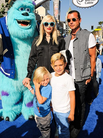 BIG FRIENDLY MONSTERS photo | Gwen Stefani