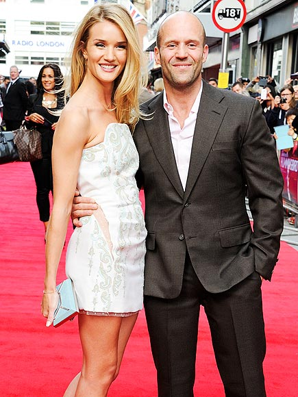 BRIT BEAUTIES photo | Jason Statham, Rosie Huntington-Whiteley