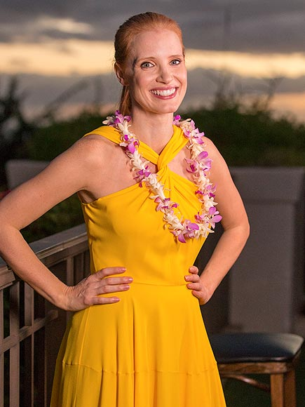 HAWAIIAN PUNCH photo | Jessica Chastain