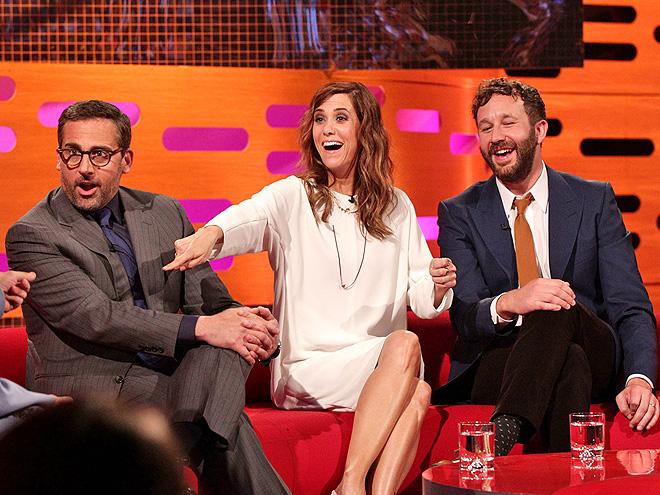 LAUGH IT OFF photo | Kristen Wiig, Chris O'Dowd, Steve Carell