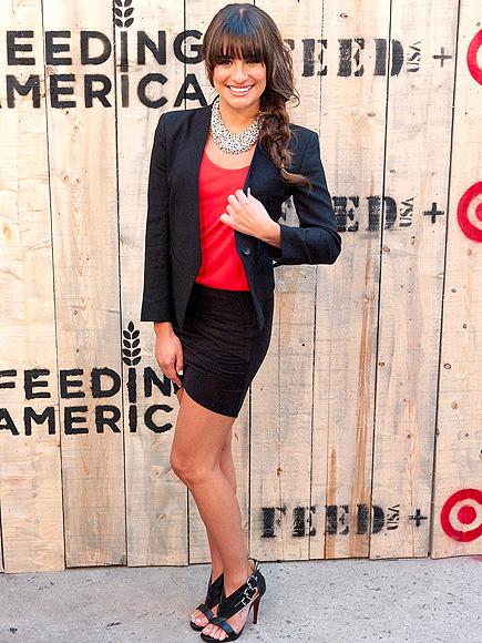 PRIME TARGET photo | Lea Michele