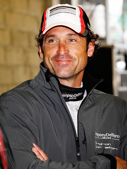RACE DAY photo | Patrick Dempsey